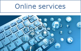 Go to patient online services